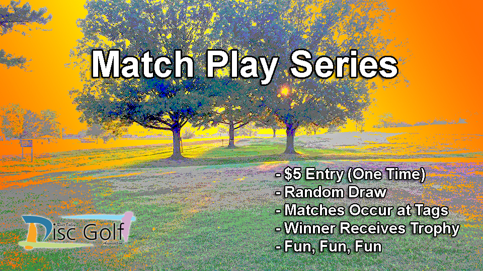 2015 Winter Match Play Series