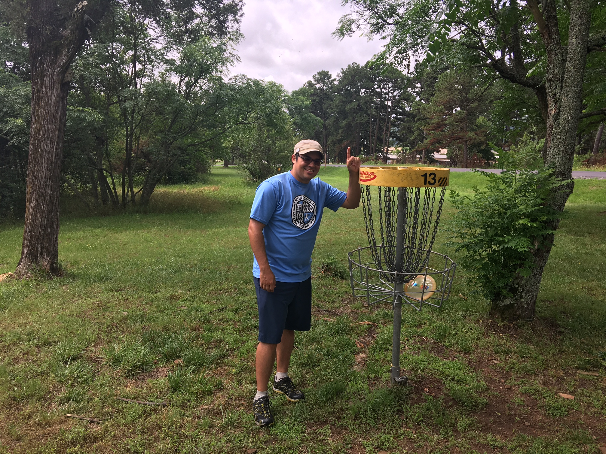 Dickerson Claims $250 Ace Pot