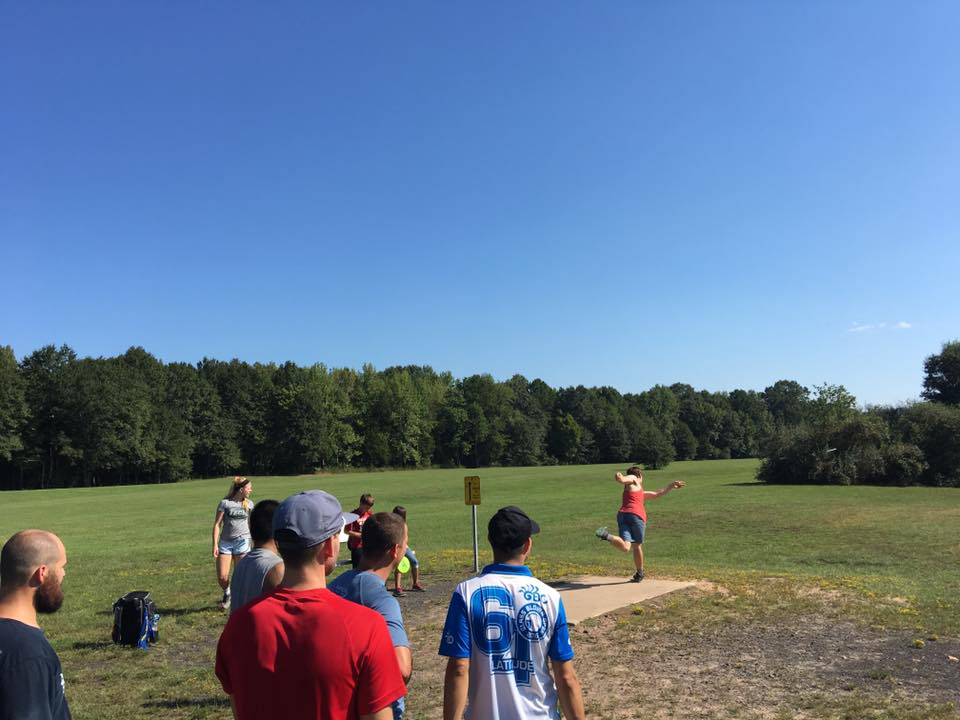 2016 Grasshopper Doubles Results